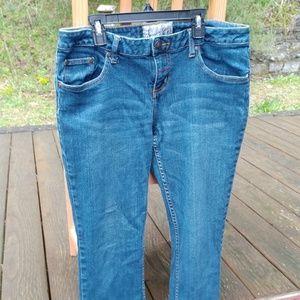 American Rag Straight Jeans 13 Short